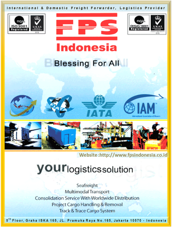 Your Freight & Logistics Solution